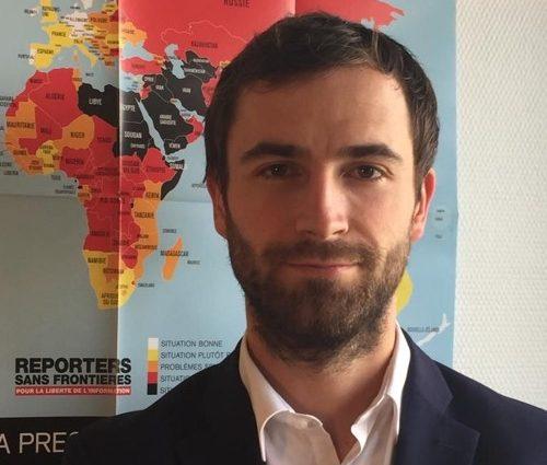 Liberté de la presse : «Le recul du Gabon n'est pas irrémédiable», estime Arnaud Froger