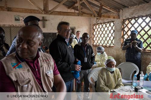 Assemblée mondiale de la santé – Dr Tedros appelle à l'union contre Ebola