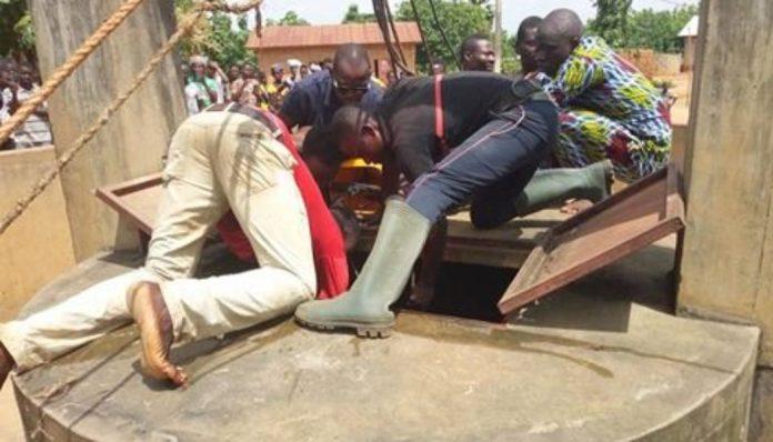 Bamako: une femme s'est jetée, hier soir, dans un puits. Voici pourquoi