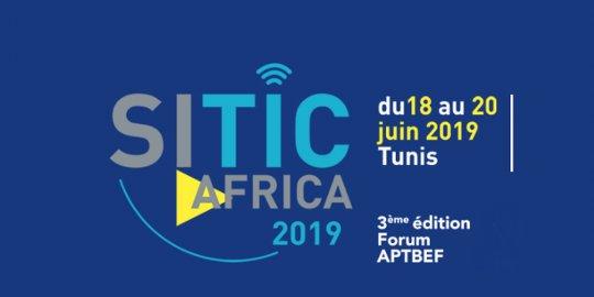 AGENDA TUNIS, 18 au 20 juin - SITIC AFRICA 2019, salon international du numérique