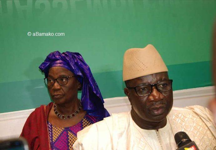 RPM : un ministre et deux sympathisants