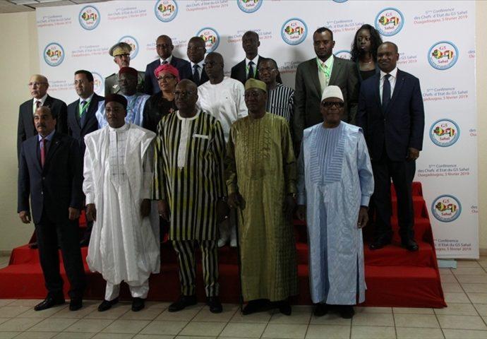 Sommet extraordinaire G5-Sahel : Un pas de plus dans la montée en puissance de la force conjointe