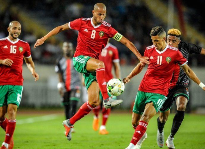 Maroc-Namibie, clé de la qualification en 8e
