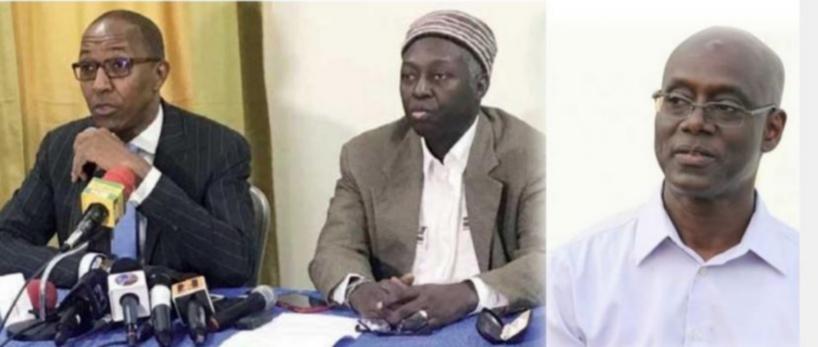 L'intégralité de la conférence de presse de Abdoul Mbaye Thierno Alassane Sall et Cie
