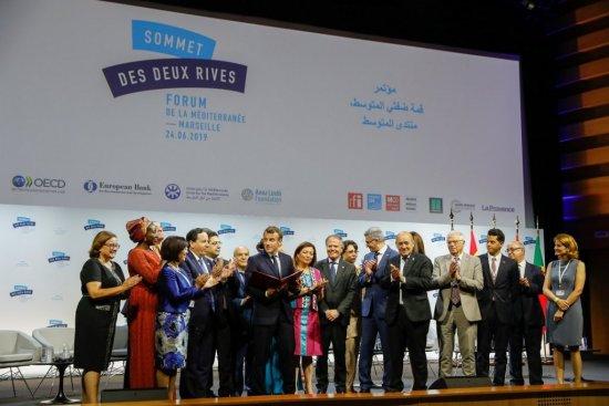 Sommet de Marseille : la Méditerranée affiche de nouveau des ambitions
