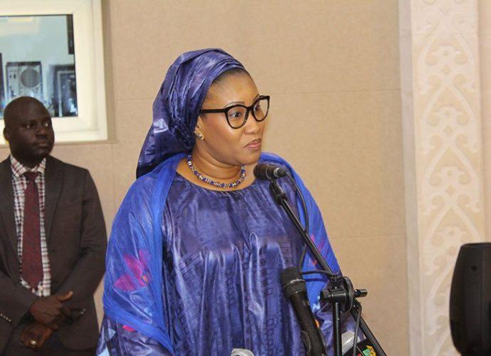 Mme N'Diaye Ramatoulaye Diallo, ministre de la Culture : «Nan fara fara la, an saara !»