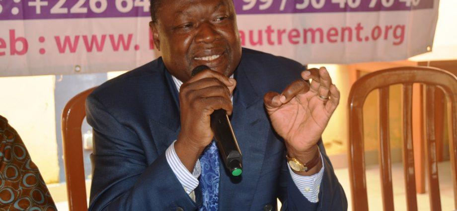 LONAB : Ablassé Ouédraogo propose des mesures au président Roch Kaboré