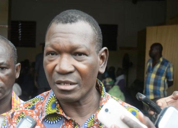 """Burkina : Achille Tapsoba dénonce """"une volonté manifeste de liquider"""" le CDP"""