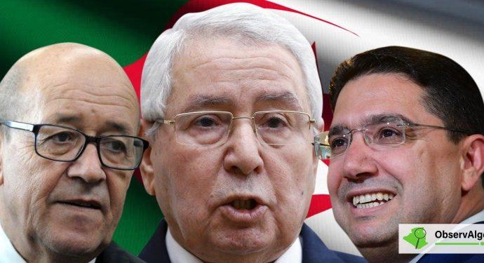 L'Algérie au cœur de discussions entre la France et le Maroc