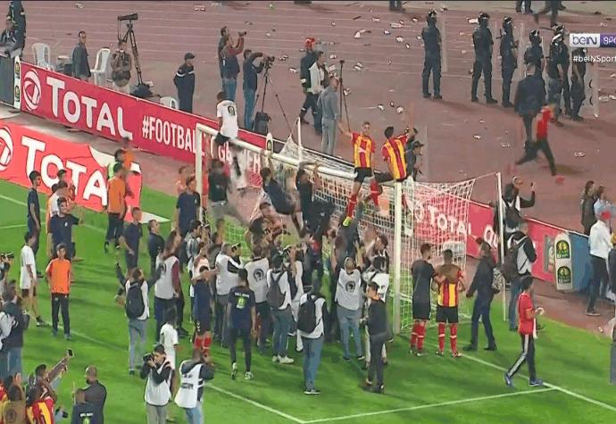 A l'issue d'une finale ubuesque, l'Espérance de Tunis sacrée championne d'Afrique face au WAC
