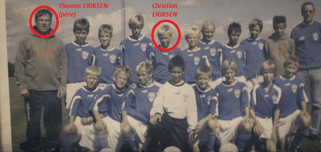 Sur les traces de la formation de Christian Eriksen au Danemark