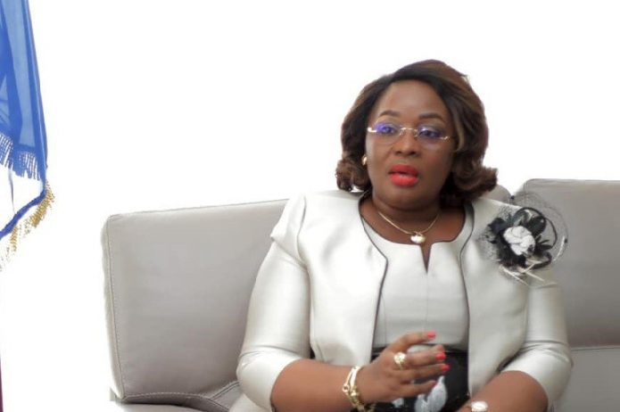 Gabon : Estelle Ondo reconnaissante envers Ali Bongo Ondimba
