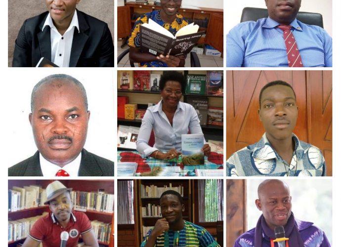 Togo/Littérature : 3 togolais à l'exposition littéraire « plumes francophones »
