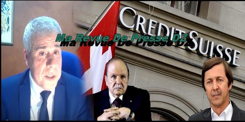 Première victoire de Maître Belhocine : La Suisse gèle les avoirs des Bouteflika !