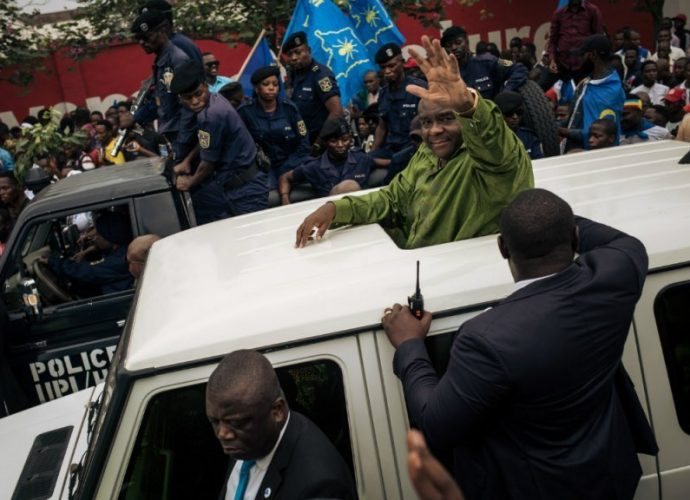 Jean-Pierre Bemba : « Le pouvoir ne donne pas tous les droits»