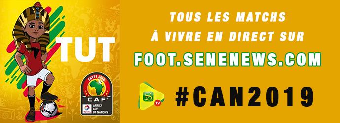 CAN 2019 – Mali vs Mauritanie : Suivez le match sur SeneNews (DIRECT/LIVE)