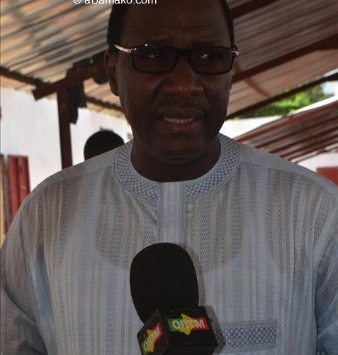 """Ministre du commerce et du secteur PRIVE """" Sans industrie, on ne parlera ni de création de richesse, encore moins de création d'emplois durables, et de lutte contre la pauvreté """" dixit le président CCIM Youssouf BATHILY"""
