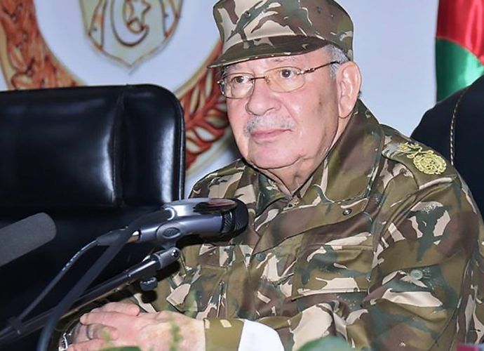 Lutte contre la corruption en Algérie : nouvelles déclarations de Gaïd Salah