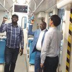 Projet de tramway pour Libreville : les préliminaires vont bon train