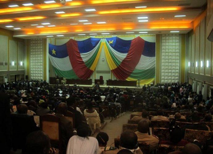 Centrafrique : Session parlementaire extraordinaire convoquée le 26 juin prochain pour le réajustement du code électoral