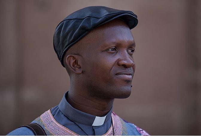 En République Centrafricaine, un prêtre contre l'engrenage de la violence