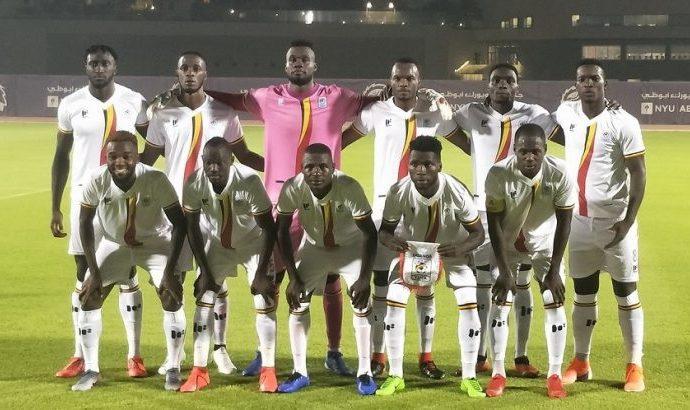 Afrique CAN 2019: Les 23 Cranes ougandais pour l'Egypte