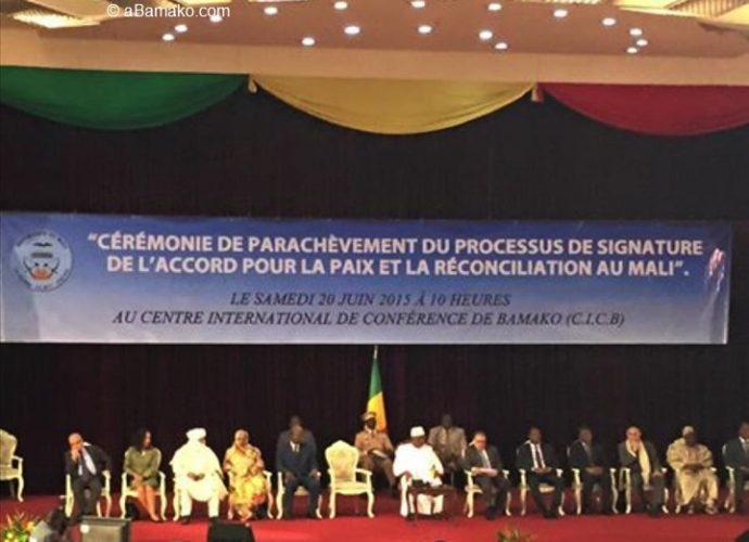 4E Anniversaire du ''Désaccord'' D'Alger: IBK se prononce