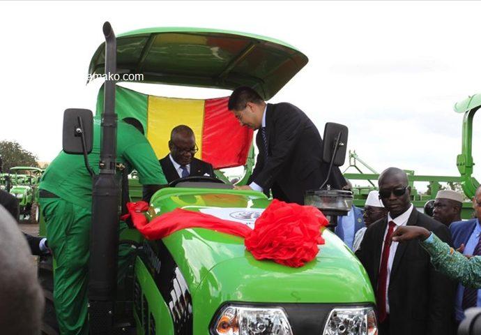 Journée du Paysan à Bougouni le 18 Juin 2019: IBK mettra le maïs au cœur de la campagne agricole