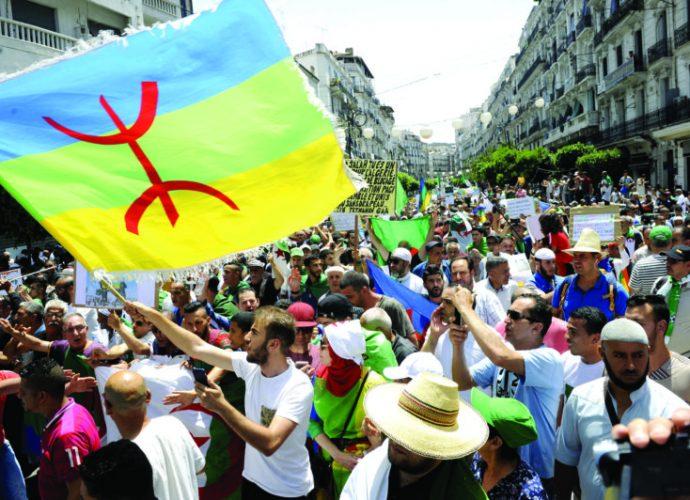 Mise sous mandat de dépôt pour port de l'emblème amazigh : Une dérive gravissime et une démarche démesurée