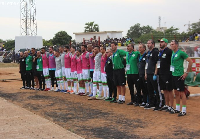 Football : Le déclic du succès de l'Algérie à la CAN 2019 est venu de sa victoire 4-1 à Lomé en éliminatoires (coach Djamel Belmadi)