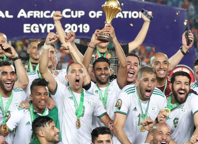 Quatre joueurs algériens dans l'équipe type de la CAN 2019