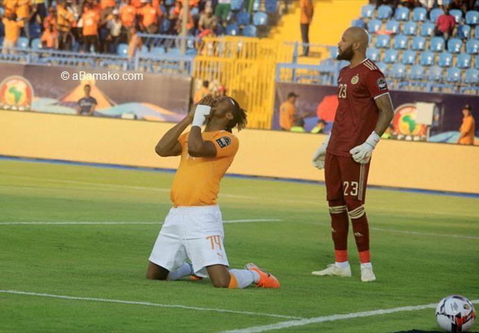 CAN 2019 : l'Algérie en demies après un match formidable face à la Côte d'Ivoire