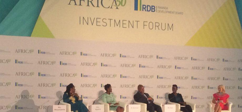 Le fonds Africa 50 ouvre ses assemblées générales à Kigali sur le thème des TIC et de l'innovation