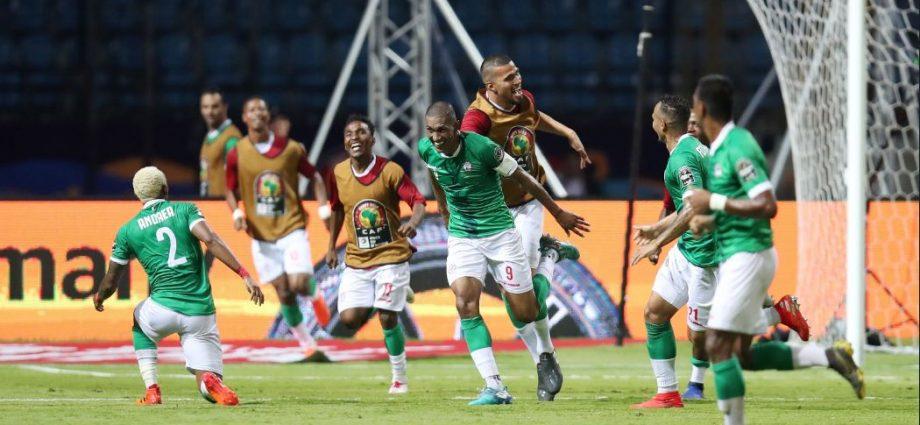 Afrique CAN 2019: Un grand et séduisant Madagascar se qualifie pour les quarts de finale !