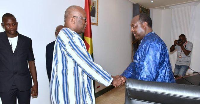 Burkina : Le Dialogue politique s'ouvre ce lundi