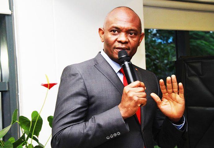 Le PNUD s'associe à la Fondation Tony Elumelu pour autonomiser 100.000 jeunes entrepreneurs en Afrique (Communiqué de presse)