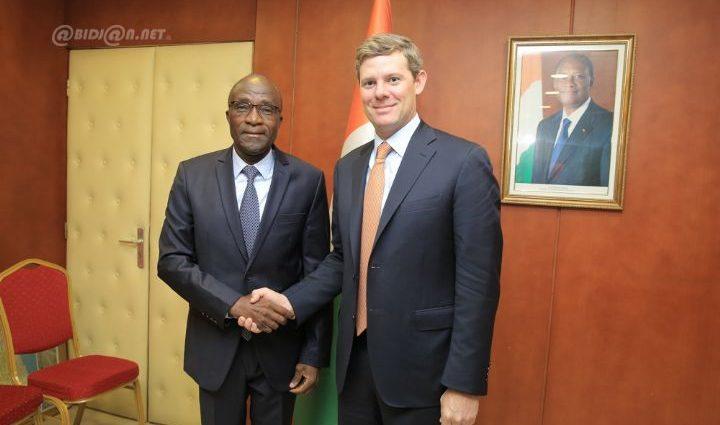 Visa s'engage sur la numérisation des paiements en Côte d'Ivoire