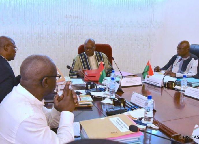 Le Compte rendu du Conseil des ministres du 10 juillet 2019