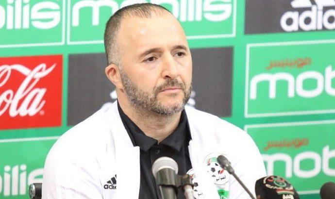 Afrique CAN 2019 -Belmadi : «Le Nigéria ? Un adversaire très difficile»