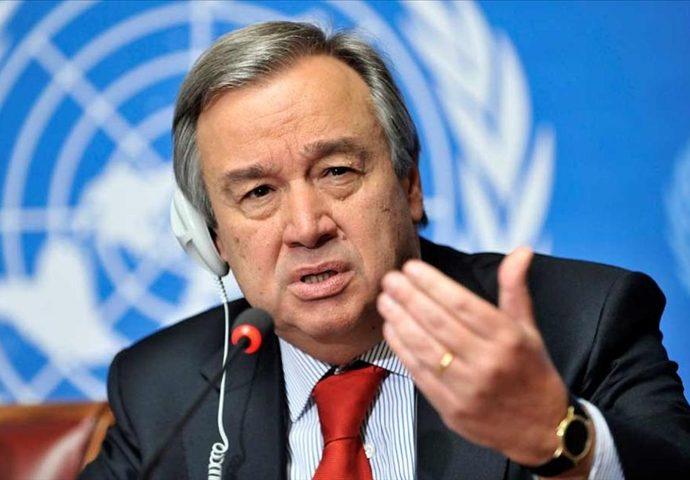 Guterres: le G5-Sahel ne suffira pas à enrayer la progression du terrorisme