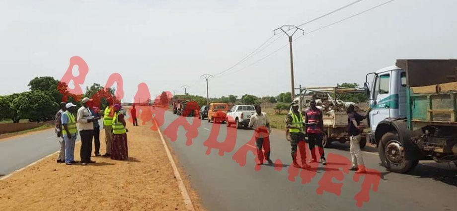 Axe Bamako-Koulikoro : Anaser et JCI en tandem pour bannir de nombreux cas accidents