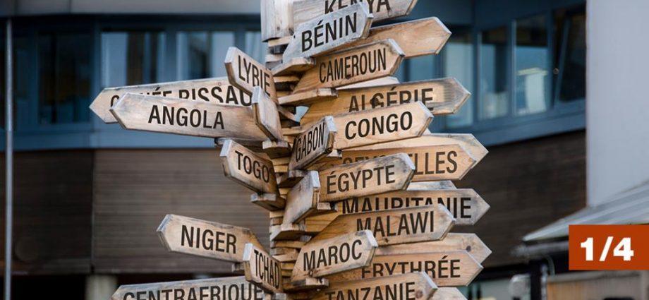 Ce que signifient les noms des pays d'Afrique [1/4: de A à D]