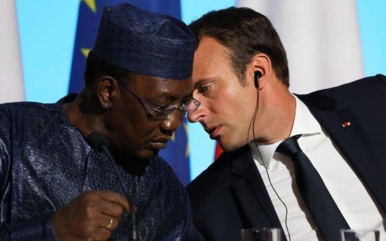 Best Of Macron (5), Idriss Deby, l'allié indéfectible