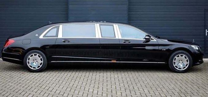 L'accident de la limousine présidentielle qui a failli tuer Macky Sall