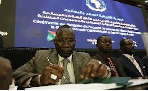 Centrafrique : l'accord de Bangui et les blocages