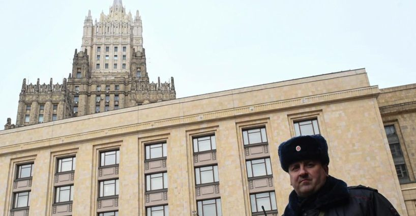 Affaire Skripal: nouvelles sanctions financières américaines contre la Russie