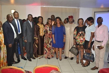 Le 2ème Dîner d'affaires de Maxi Business Cameroun s'est tenu (Photos)