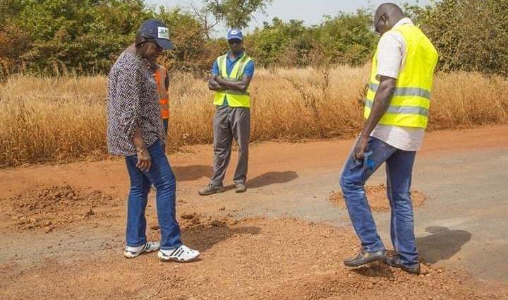 Route Kati-Kolokani-Diéma-Kayes : Ce que le département « demande » de retenir…