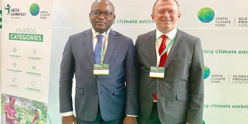 Fonds vert pour le climat : Le Gabon au conclave de la Corée