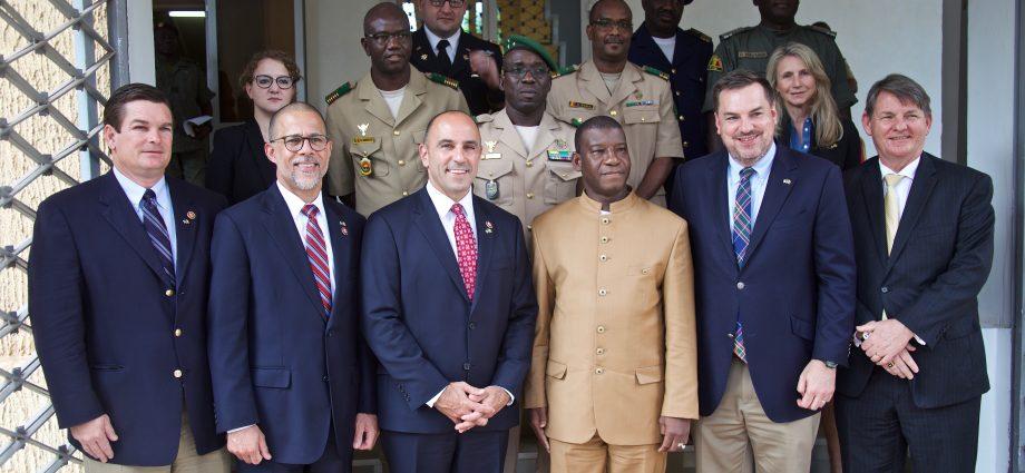Coopération Mali-USA: Une délégation du Congrès en visite à Bamako